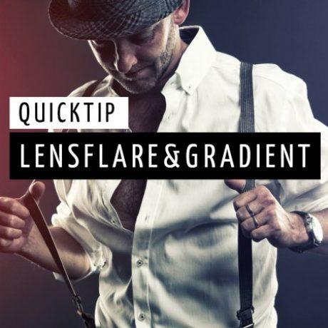 Groepslogo van LensFlare & Gradient Photoshop Quicktip